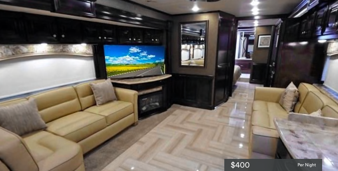 How Much Does It Cost To Rent An Rv Rv Trippin
