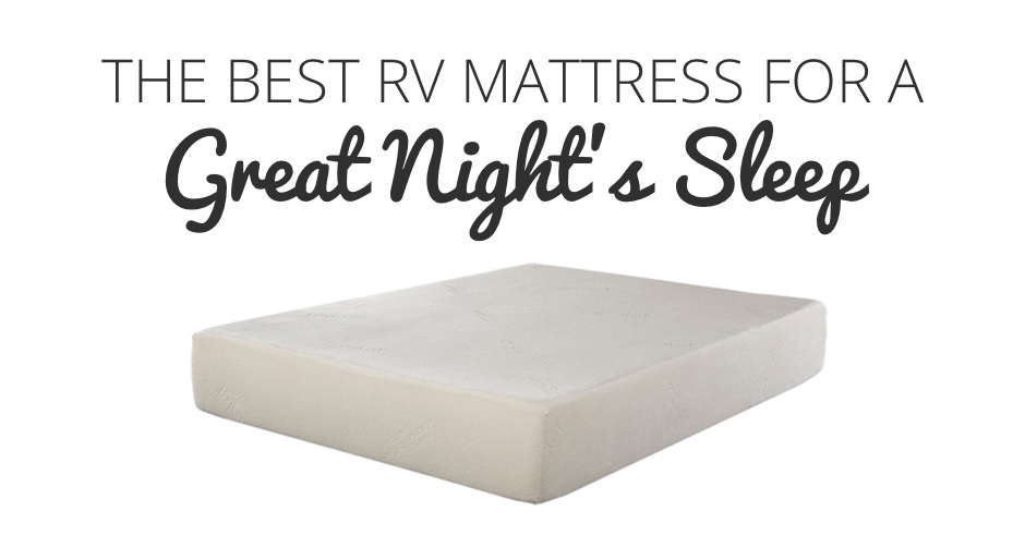 best-rv-mattress